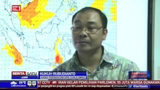 BMKG: Wilayah Utara Jakarta Akan Dilanda Hujan Lebat
