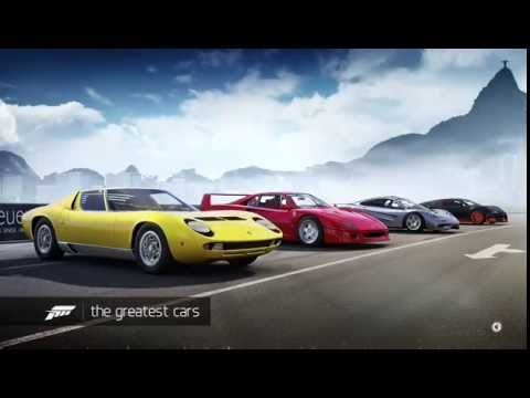 Forza Motorsport 6 Demo My First Time Gameplay