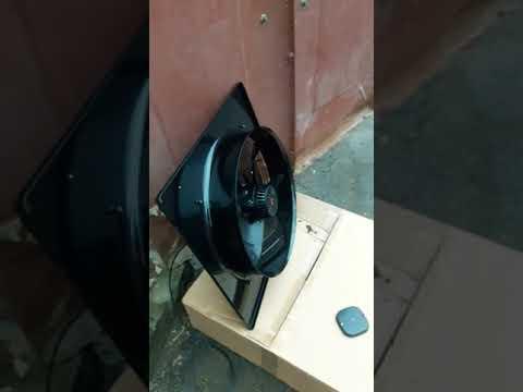 Обзор вентилятора  WEIGUANG YWF 4E-500B