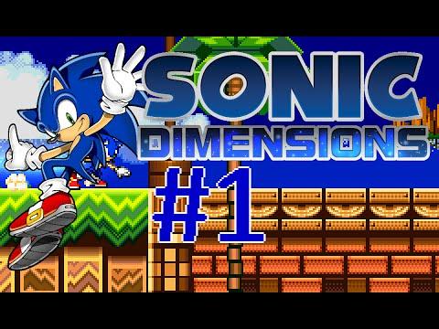 Sonic Dimensions Parte 1 (Nunca dejare de decirlo)