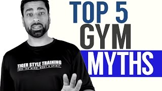 Top 5 Gym Myths (for Beginners)