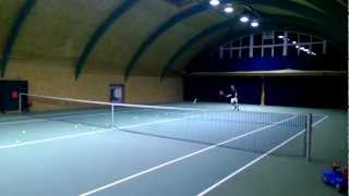 Tennis in Kaliningrad  Теннис в Калининграде