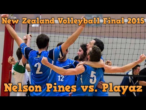 New Zealand Volleyball Final Highlights 2015
