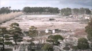 津波(宮城県農業高等学校) Tsunami struck Miyagi agricultural h thumbnail