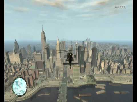 Helicopter Bailouts - GTA 4