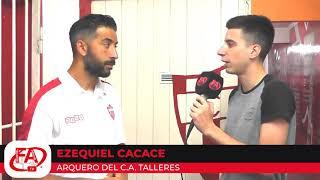 FATV 19/20 Fecha 15 - Talleres 2 - Fénix 1 - Entrevistas I