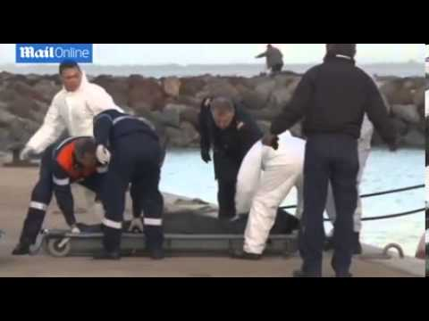Divers find two missing bodies from the wreck of Costa Concordia