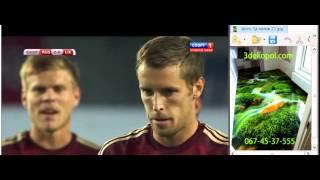 Россия - Лихтенштейн 4:0 Все голы - Рикошет. Авто гол. Пенальти. Видео обзор футбол 2014