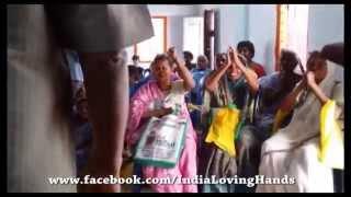 Loving Hands Community Church, Leprosy Colony - INDIA