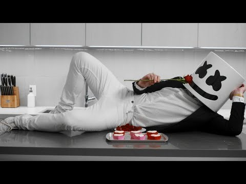 Cooking with Marshmello: How To Make Red Velvet Cupcakes (Valentine's Day Edition)