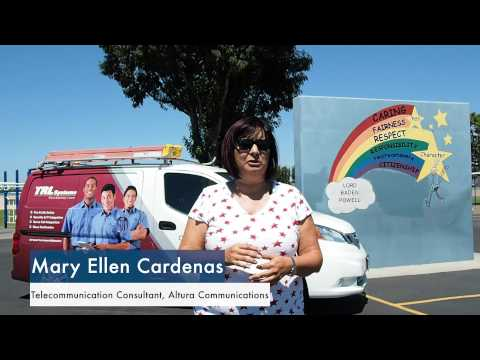 Lord Baden Powell Elementary School - Security Systems Donations