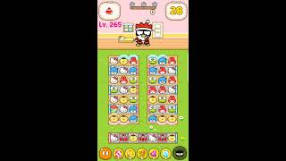 Hello Kitty Friends Level 265 Tap & Pop, Adorable Puzzles (Gameplay Android/iOS)
