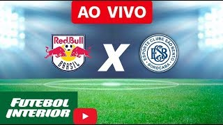 Video Gol Pertandingan Red Bull Brasil vs Sao Bento