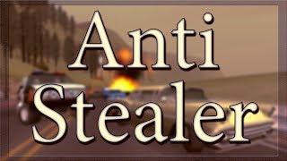 [Обзор .ASI: #1] AntiStealer by DarkP1xel