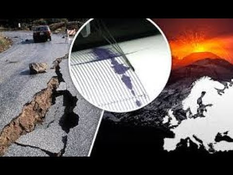 Yellowstone Volcanic Alert-Elevated Earthquake Activity-Heatwave and Wildfire Chaos