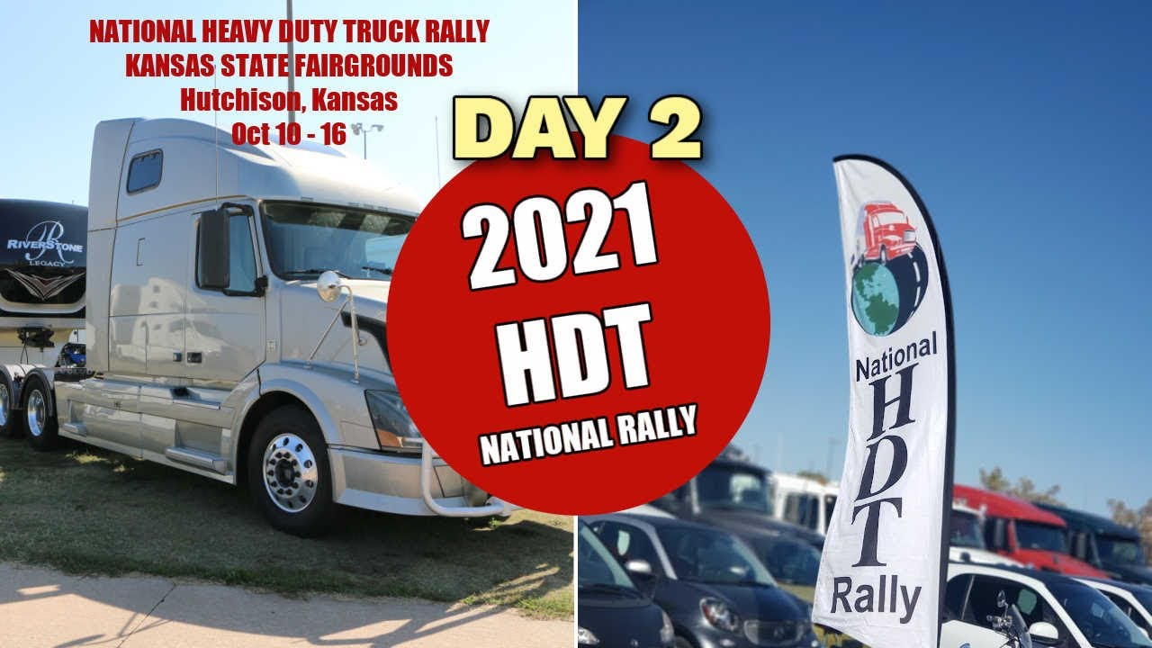 Download 2021 HDT Rally Day 2, Soaring Together, Full Time RV Life