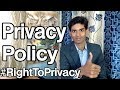 Privacy Policy of any website while you are visiting you must know about this.