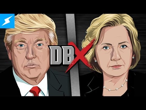 Donald Trump VS Hillary Clinton | DBX