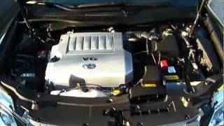Тест-драйв новой Toyota Camry 2012 v50 Россия