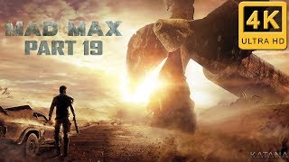 Mad Max Walkthrough | Part 19 | Where There Is Smoke