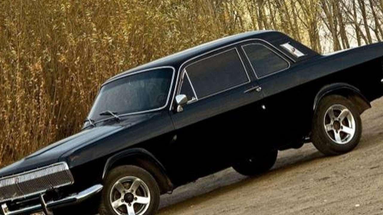 607 gaz 2410 volga russian auto tuning youtube. Black Bedroom Furniture Sets. Home Design Ideas