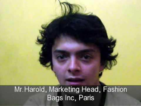 SEO Internet Marketing SEO Freelancer Company India SEO Testimonial By Mr.Harold Paris