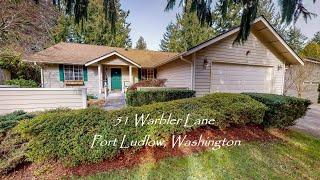 51 Warbler Lane Port Ludlow Washington