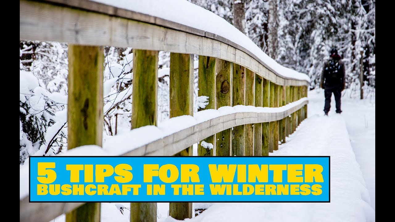 Camping in Winter / Telkimine talvel - Outdoors Camping Tips