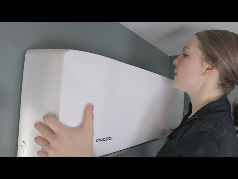 How to Install a Ductless Mini-Split