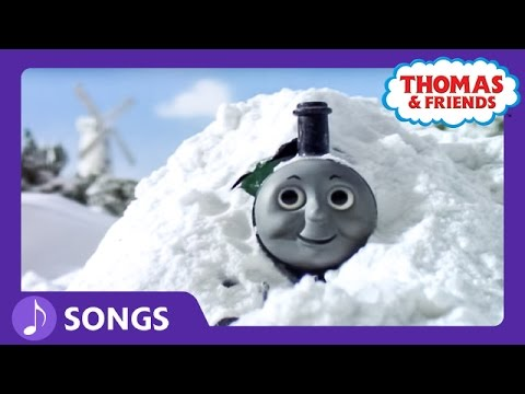 Winter Wonderland | TBT | Thomas & Friends