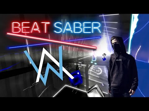 [beat saber] Diamond Heart - Alan Walker (feat Sophia Somajo) (Expert) FC