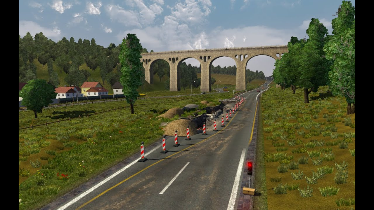 Euro Truck Simulator TSM Mapa Cruzando Portugal Em Alta - Portugal map euro truck simulator 2