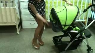 видео Детские прогулочные коляски, интернет-магазин колясок для детей и новорожденных малышей: Graco (Грако), ForKiddy (ФоКидди).