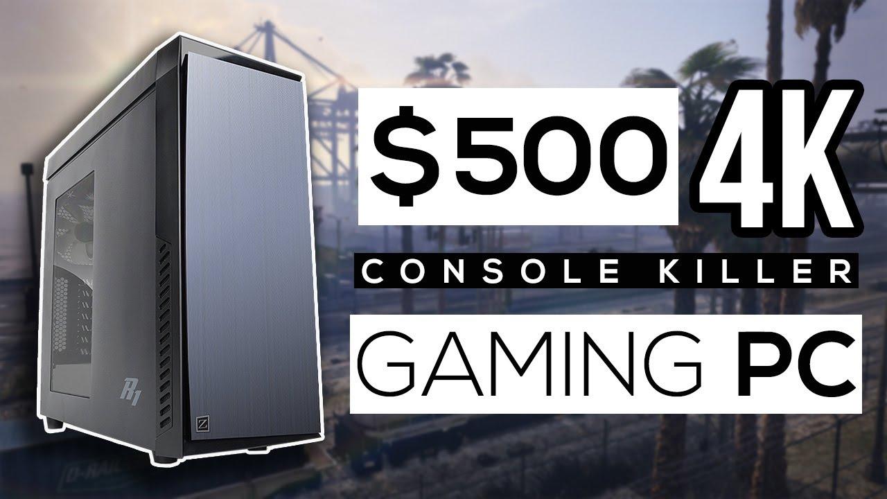 Build A Console Killer Pc