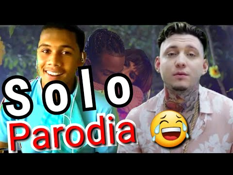 solo (parodia) - lary over ft el nene amenazy