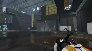 "Portal 2 ""Peer Review"" DLC - Part 3 - CATCHING CUBES"