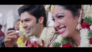 Actor Ganesh Venkatram & Nisha Krishnan  Fairytale Wedding