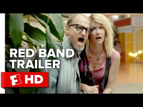 Wilson Official Red Band Trailer 1 (2017) - Woody Harrelson Movie