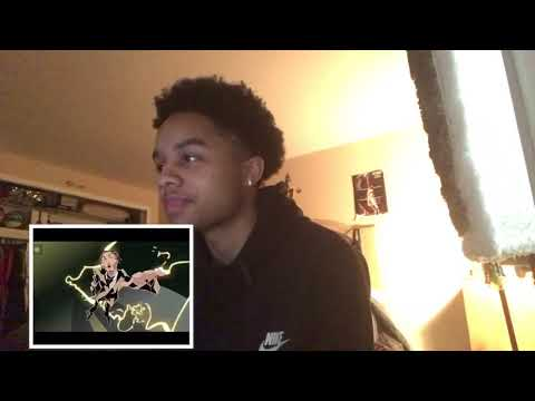 Lil Skies- Lust (Official Music Video) (Reaction Video)