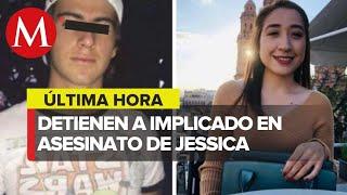 Detienen a hombre por asesinato de Jessica González