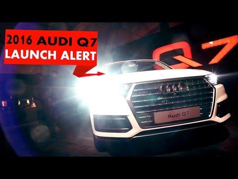 Launch Alert : 2016 Audi Q7 : PowerDrift