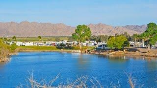 Yuma Lakes Resort - 5 Start RV Camping in Southern Arizona!