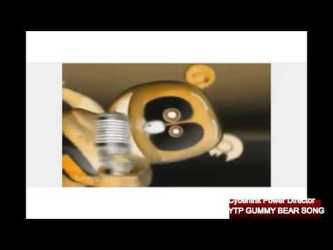 YTP Gummy Bear Song Fast _________-_-------مکمل----____________ہنگیرین------------