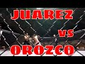 209 Beatdown 4 Ernie Juarez vs Conan Orozco