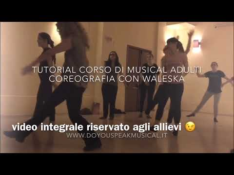 Corso di Musical Adulti Do You Speak Musical SENIOR a Milano
