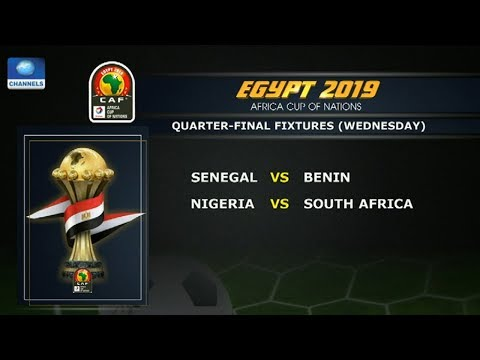 Nigeria To Battle South Africa For Semi-Final Spot