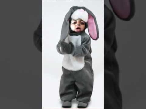 Hop hop like a bunny do (it will make you laugh)