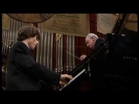 Rafal Blechacz Chopin Concerto N°1, Mov 3° Rondo-Vivace