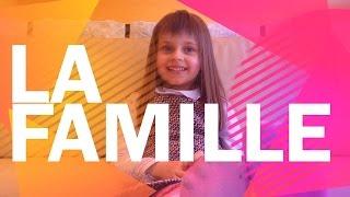 [PODCAST] Kalys 5 Ans Parle De La Famille Avec Humour - The Family