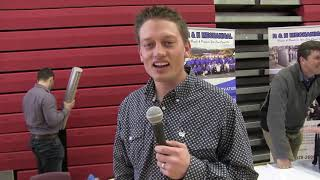 An Interview with Sam Meeks - FCI Constructors || GlenX Career Expo Spring 2019